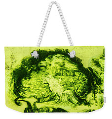 Rhapsody In Green Weekender Tote Bag