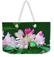 Rhododendron 2 Weekender Tote Bag