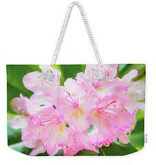 Rhododendron 4 Weekender Tote Bag