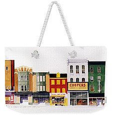 Rialto Theater Weekender Tote Bag