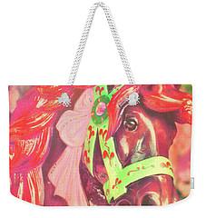 Ride Of Old Pinks Weekender Tote Bag
