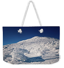 Rime And Snow, And Mountain Trolls. Weekender Tote Bag
