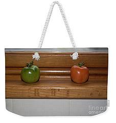 Ripening Tiny Tomatoes Weekender Tote Bag