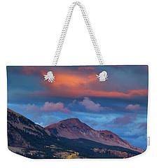 Rising Color  Weekender Tote Bag