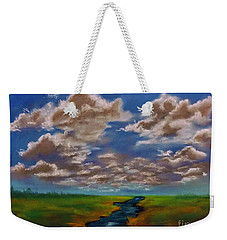 River To Nowhere Weekender Tote Bag
