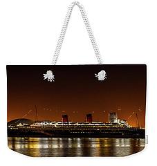 Rms Queen Mary Weekender Tote Bag