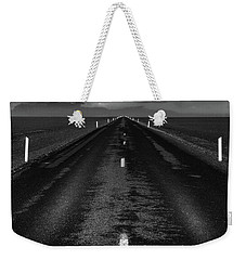 Road One, Iceland Weekender Tote Bag