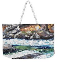 Roaring Brook Weekender Tote Bag