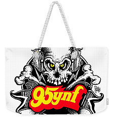 Rock 'n Roll Pirates Weekender Tote Bag