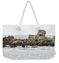 Rock Sculpture By Mother Nature Weekender Tote Bag