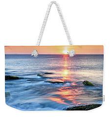 Rockport Pastel Sunset Ma. Weekender Tote Bag