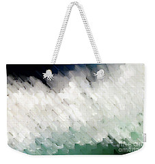 Romans 14 13. Stumbling Block Or A Stepping Stone Weekender Tote Bag