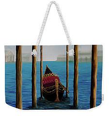 Romantic Solitude Weekender Tote Bag