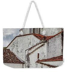 Rooftops Of Obidos Weekender Tote Bag