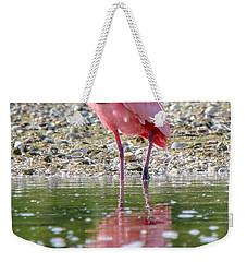 Roseate Spoonbil Weekender Tote Bag