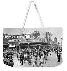Rosemary Theater Santa Monica Weekender Tote Bag