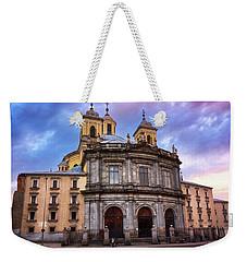 Royal Basilica Of San Francisco El Grande Weekender Tote Bag