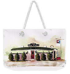 Royal Diner Weekender Tote Bag