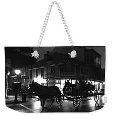 Royal Street Weekender Tote Bag