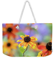 Rudbeckia Triloba Prairie Glow Flowers Weekender Tote Bag