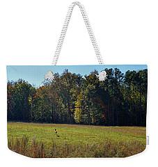 Running Free Weekender Tote Bag