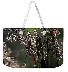 Rushes And Cattails 7g Weekender Tote Bag