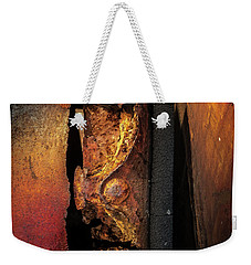 Rusty Colours Weekender Tote Bag