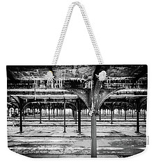 Weekender Tote Bag featuring the photograph Rusty Crusty Crunchy by Steve Stanger
