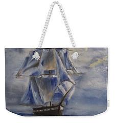 Sail The Seas Weekender Tote Bag