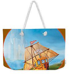 Sailbus Weekender Tote Bag