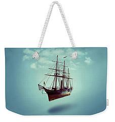 Sailed Away Weekender Tote Bag