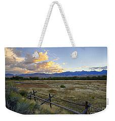 Salmon Valley Dawn Weekender Tote Bag