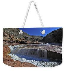 Salt Falls Weekender Tote Bag