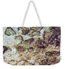 Sand 3 Rivers Weekender Tote Bag