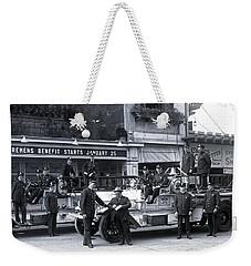 Santa Monica Firemen 1920 Weekender Tote Bag