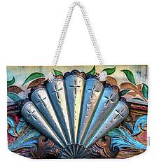 Santo Nino De Atocha Chapel Detail Weekender Tote Bag