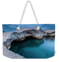 Sarakiniko Weekender Tote Bag