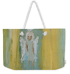 Sassy Frassy Angel Weekender Tote Bag