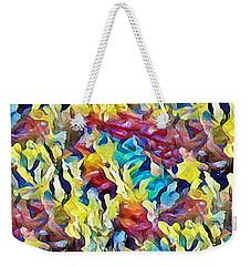 Sea Salad Weekender Tote Bag