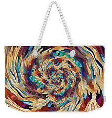 Sea Salad Swirl Weekender Tote Bag