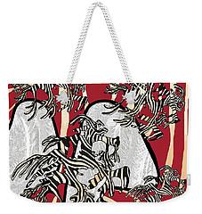 Sea Zebra Dragon 3 Weekender Tote Bag