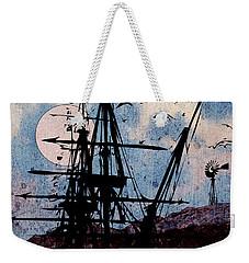 Seafarer Weekender Tote Bag