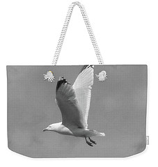 Seagull Over Llandudno Weekender Tote Bag