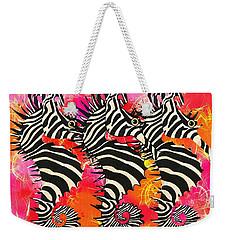 Seazebra Digital11 Weekender Tote Bag