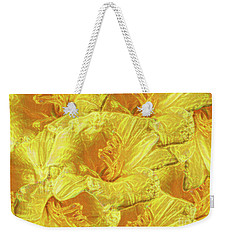 Selective Yellow Lilies Weekender Tote Bag