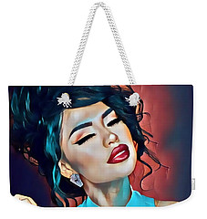 Selena Is Dreaming Of You Weekender Tote Bag