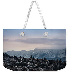 Seymour Winterscape Weekender Tote Bag