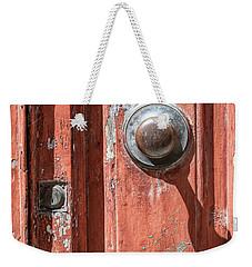 Shadow Door Of Tuscany Weekender Tote Bag