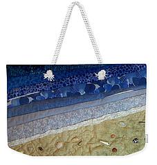 She Sews Seashells On The Seashore Weekender Tote Bag