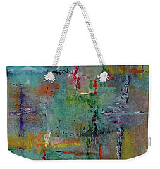 Shimmering Weekender Tote Bag
